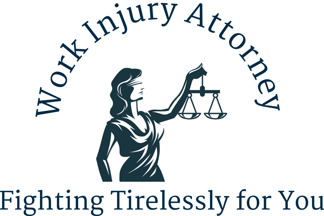 Work Injury Attorney logo